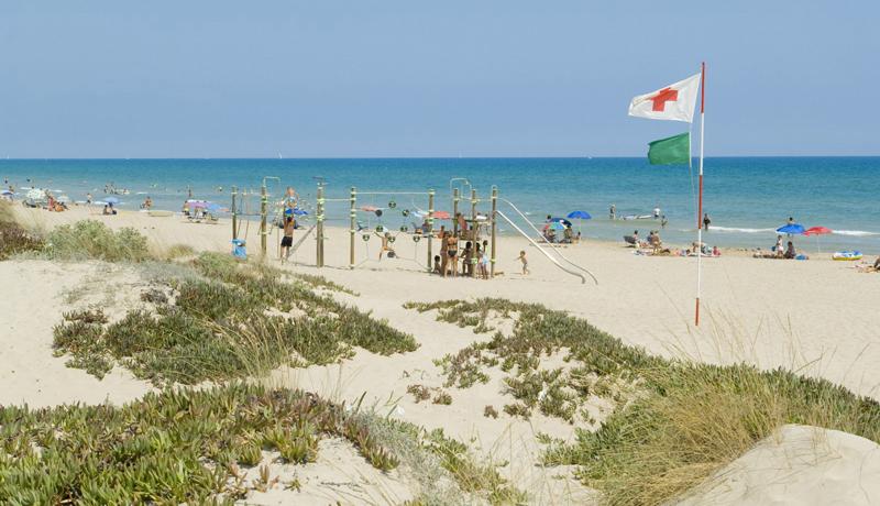 En la playa de mallorca 7