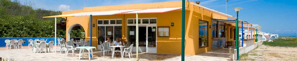 restaurante eurocamping oliva